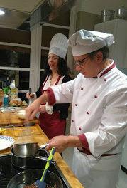 Encuentros gastronómicos. Cocina japonesa (martes y jueves, 23 y 25)