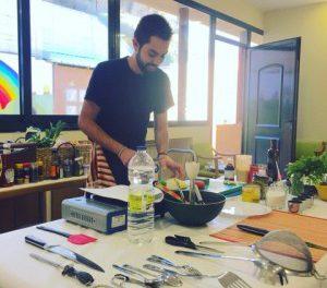 Curso de cocina rica, rápida y fácil en LA ZAROLA (sábado, 13)