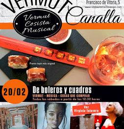 Vermut canalla en MARENGO (sábados, 20 y 27)