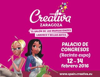 Feria Creativa Zaragoza (del 12 al 14)