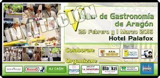 Taller de gastronomía de Aragón (29 de febrero y 1 de marzo)