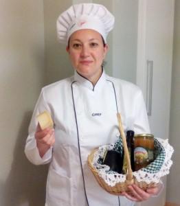 Curso de cocina para principiantes en LA ZAROLA (lunes, del 7 de marzo al 4 de abril)