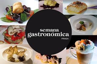 FRAGA. V Semana Gastronómica Ciudad de Fraga (hasta el 6 de marzo)