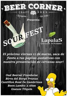 Sour Festi, con Lupulus (viernes, 11)