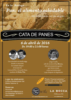 Cata de pan en LA BOCCA (miércoles, 6)