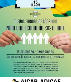 Charla Nuevas formas de consumo (martes, 15)