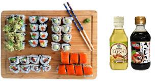 Taller de cocina japonesa 1 (sábado, 19)