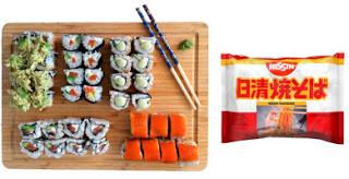 Taller de cocina japonesa 2 (sábado, 19)