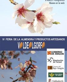 VALDEALGORFA. Feria del almendro (días 5 y 6)