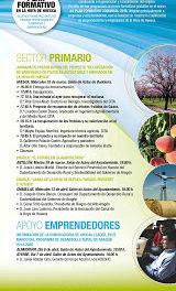 ANTILLÓN. Charla sobre agricultura (martes, 29)