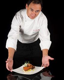 Charla del cocinero José Acirón Bosque (martes, 8)