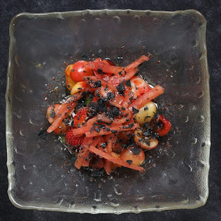 Menú degustación en LA OLIVADA (del 5 al 30 de abril)