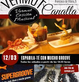 Vermut canalla en MARENGO (sábado, 12)