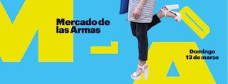 Mercado de las Armas (domingo, 13)