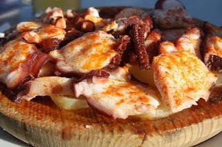BINÉFAR. Fiesta del pulpo y gastronomía gallega (del 1 al 3 de abril)