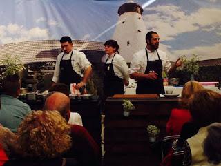 HUESCA. Demostración de cocina (sábado, 2)