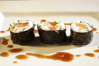 Taller de sushi para jóvenes (domingo, 13)