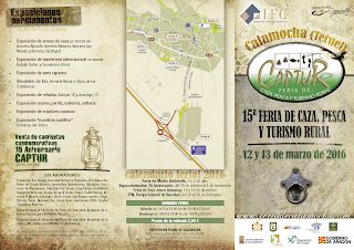 CALAMOCHA. Feria Captur (días 12 y 13)