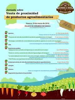 HUESCA. Jornada sobre la venta de proximidad de productos agroalimentarios (martes, 29)