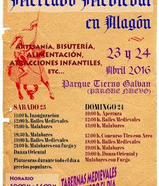 ALAGÓN. Mercado medieval (23 y 24 de abril)