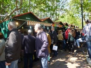 Feria de artesanía alimentaria (hasta el domingo, 24)