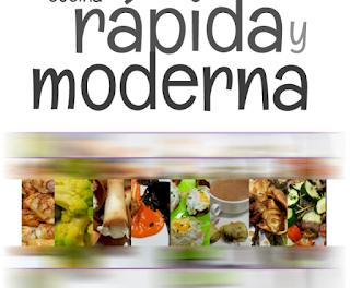 Curso de cocina Rápida y moderna en AZAFRÁN (martes y miércoles, 26 y 27)