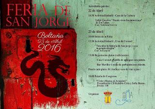 BOLTAÑA. Feria (sábado, 23 de abril)