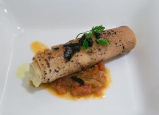 Tapas y cocina, verduras y bacalao en EL CHALET (del 5 al 30 de abril)