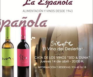 Presentación de vino (jueves, 14)