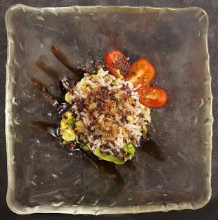 Nuevo menú degustación en LA OLIVADA (del 3 de mayo al 11 de junio)
