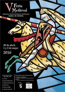 MARÍA DE HUERVA. Jornadas medievales (del 30 de abril al 2 de mayo)