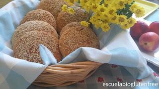 Curso de panadería ecológica sin gluten (sábado, 9)