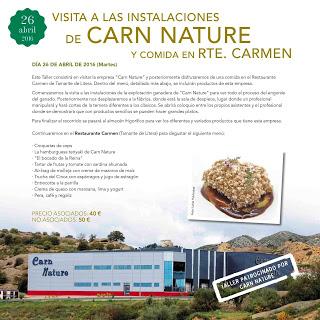 HUESCA. Visita a instalación y comida (martes, 26)