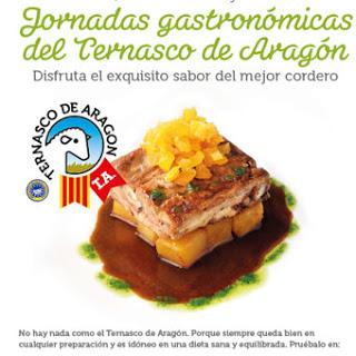 MIERES. Jornadas del Ternasco de Aragón (del 29 de abril al 8 de mayo)