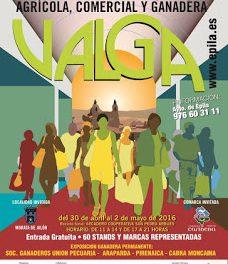 EPILA. Feria Valga (del 30 de abril al 2 de mayo)