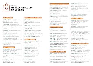 HUESCA. Feria de tiendas virtuales (viernes, 15)