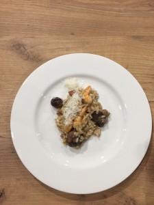 Curso de cocina de arroces LA ZAROLA (domingo, 17)