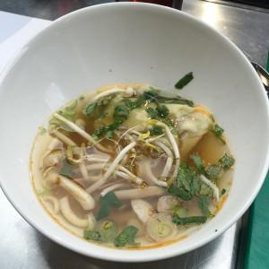 Curso de cocina thailandesa en LA ZAROLA (viernes, 15)