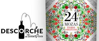 Descorche de vino (viernes, 8)