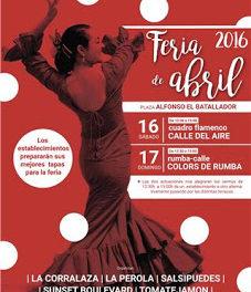 HUESCA. Feria de abril (días 16 y 17)
