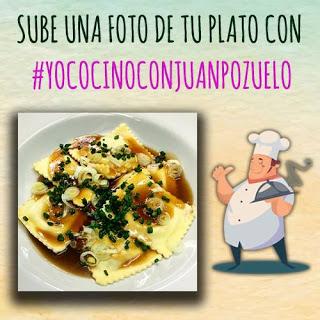 Concurso de fotos de platos (hasta el lunes, 23 de mayo)