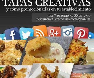 Curso gratuito de tapas creativas en AZAFRÁN (martes y miércoles, del 7 al 30 de junio)