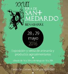 BENABARRE. Feria de sant Medardo (días 28 y 29)