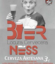 Bierness (todos los viernes del año)