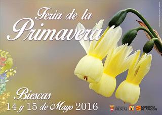 BIESCAS. Feria de primavera (días 14 y 15)
