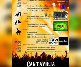 CANTAVIEJA. Feria de mayo (sábado y domingo, 28 y 29)