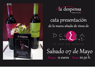 LA MUELA. Cata de vinos (sábado, 7)