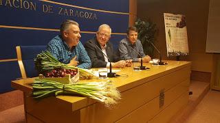 RICLA. Feria de la cereza y el ajo verde (sábado, 28)