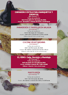 Curso de Cocina vegetariana para profesionales (del 1 al 28 de junio)