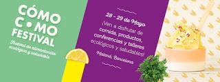 MATARÓ. Cómo Como Festival (días 28 y 29 de mayo)